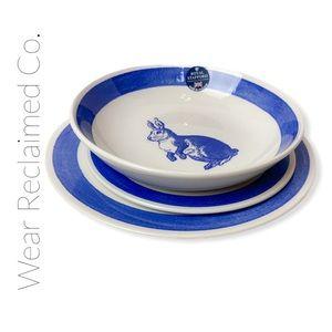 NWT ROYAL STAFFORD 3 Pc Bowl, Saucer, Plate Set